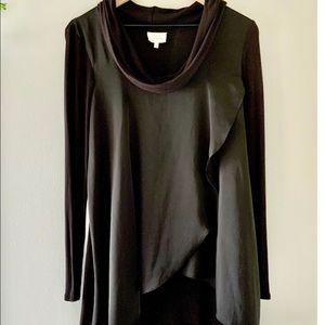 Anthropologie Deletta cowl neck blouse